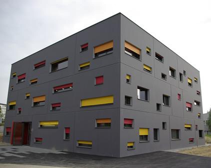 activis cube extérieur
