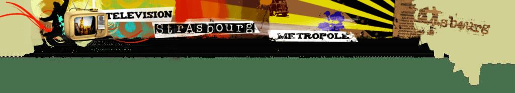 Logo Télévision Strasbourg Métropole