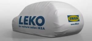"""Le nouveau """"concept-car"""" IKEA"""