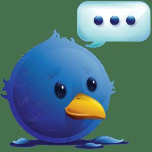 Twitter francophone : peu bavard ?
