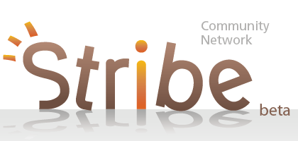 Logo stribe le web