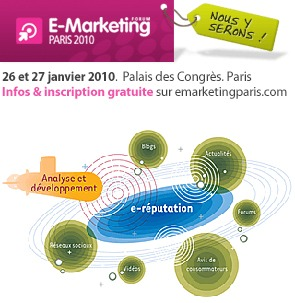 Salon e-marketing - Blueboat