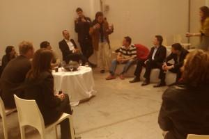 Rencontre entre les bloggeurs, les journalistes et TCP