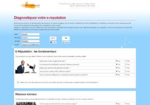 Diagnostic e-réputation BlueBoat