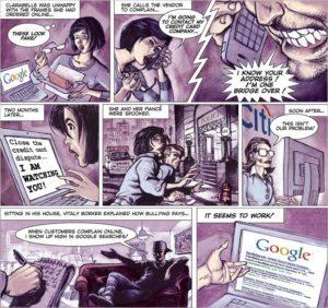 E-reputation et référencement