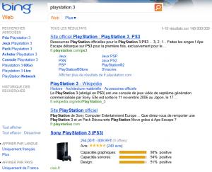 En France, Bing intègre les avis de consommateurs de Ciao