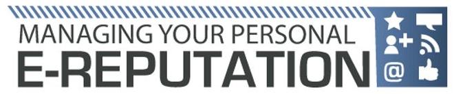 Manager votre personnal e-réputation