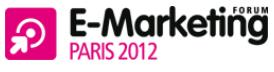 Logo du salon e-Marketing Paris 2012