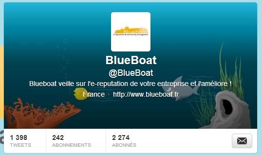 profil twitter avec header
