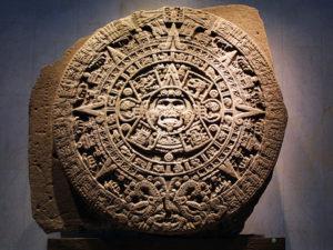 Le fameux calendrier maya