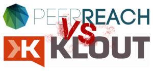 PeerRach, nouvel indice d'e-réputation VS Klout