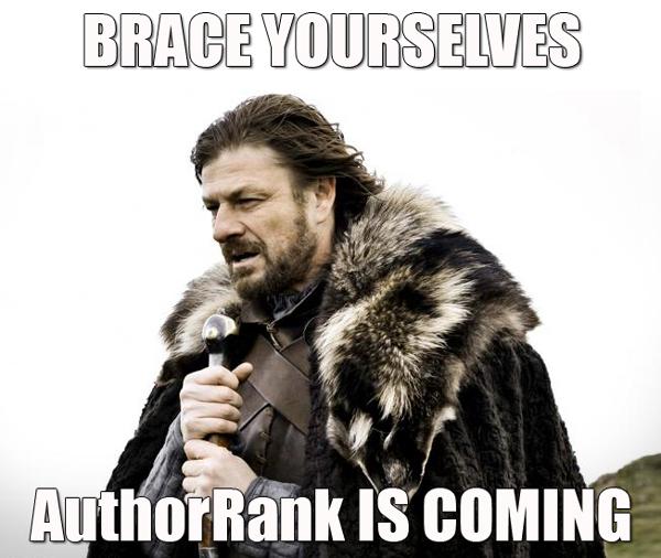 Le point sur l'Author Rank