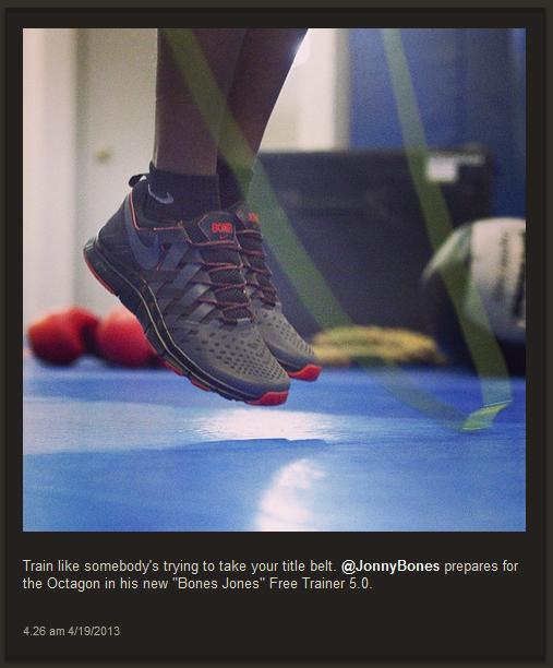 Nike et les photos de chaussures
