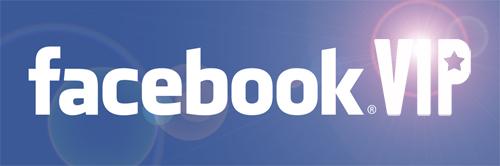 Facebook teste une application VIP pour les célébrités