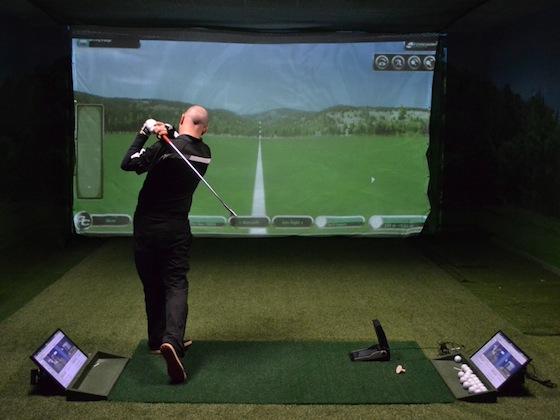 simulateur de golf atelier du golf