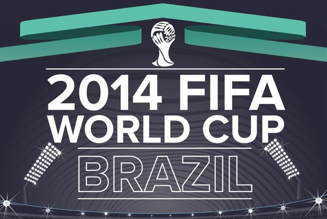 coupe du monde 2014 infographie