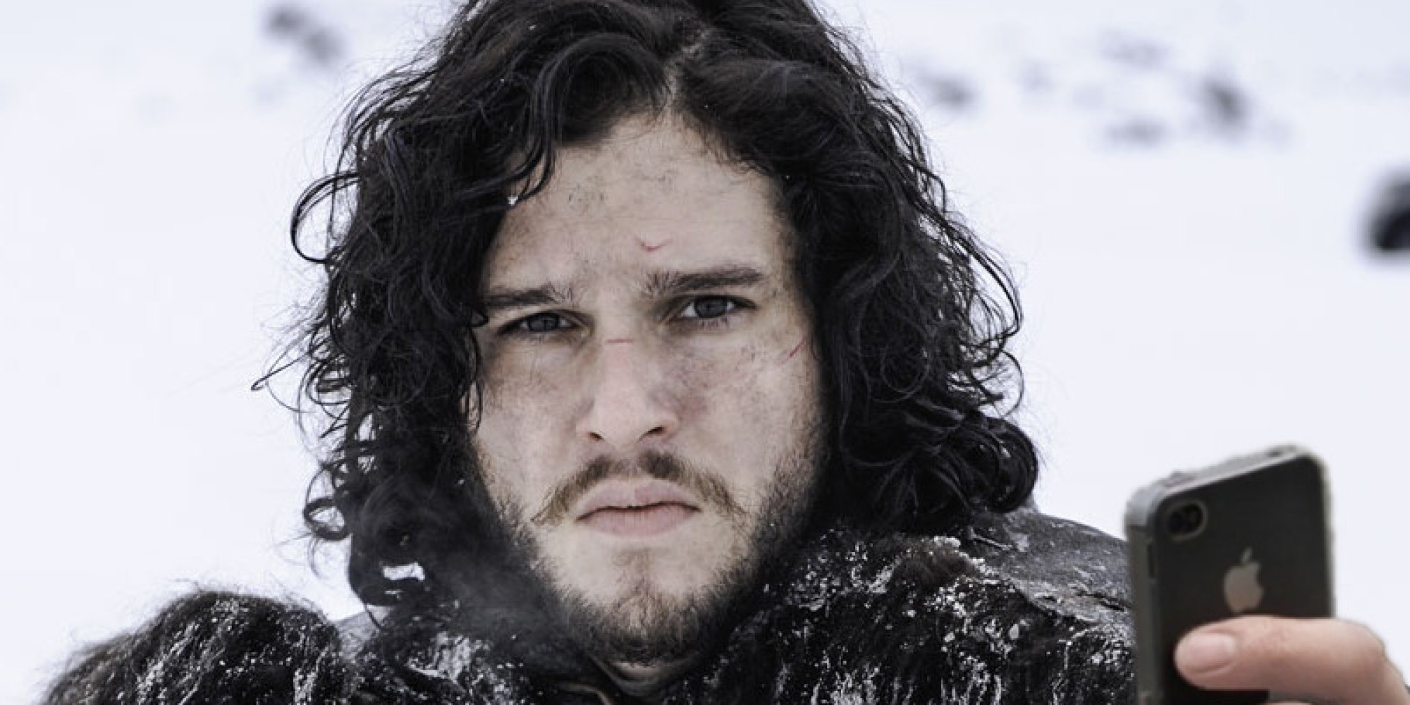 Jon Snow iPhone