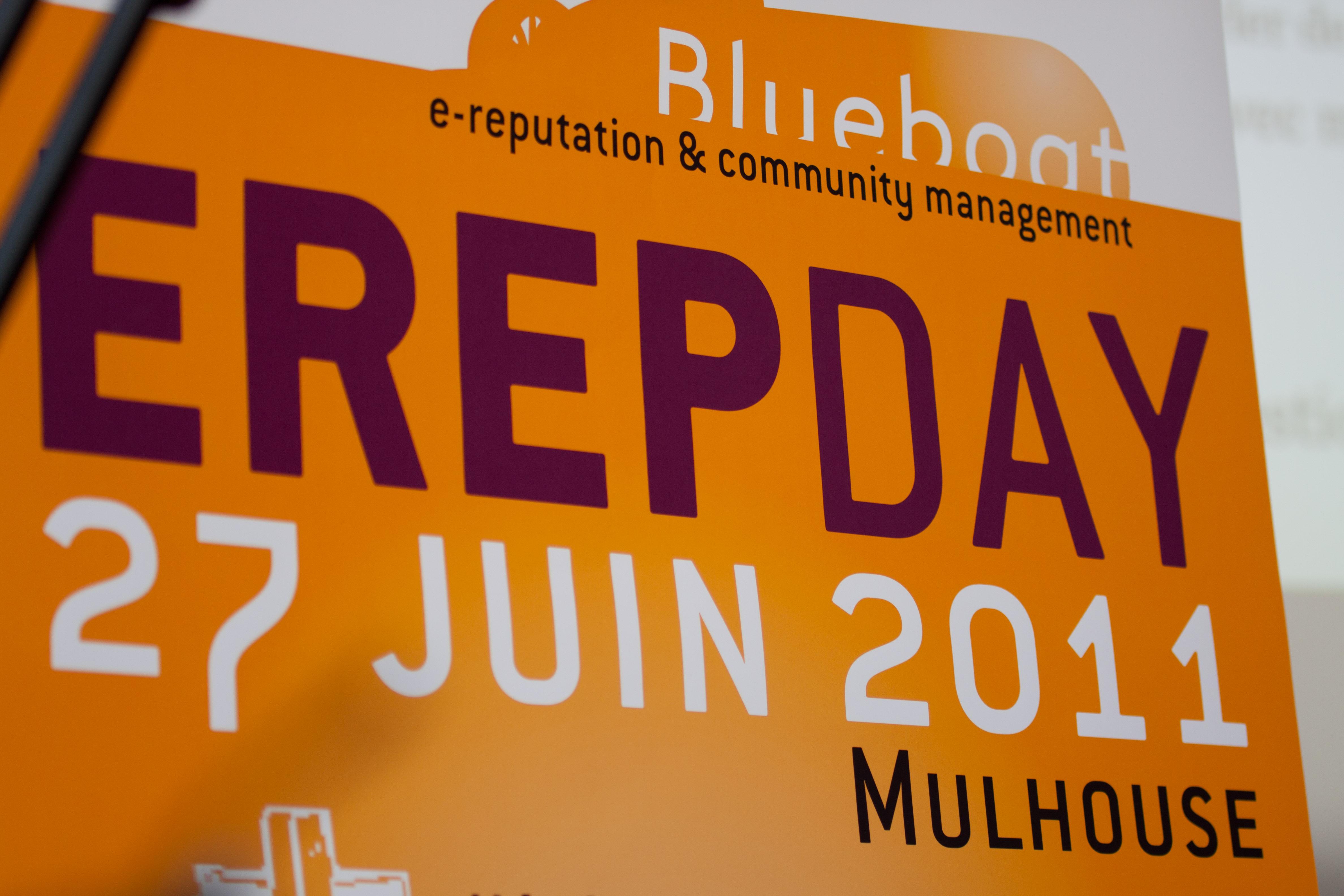2011 : première édition de l'Erepday