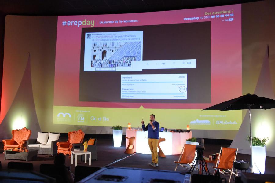 Nicolas Mouton, Opérations web social et influence à SFR
