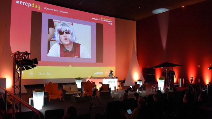 Erepday 2015 : enjeux et légitimité d'une stratégie médias sociaux