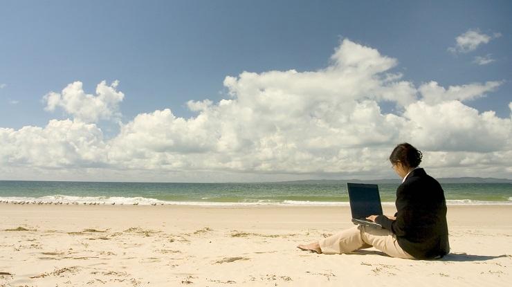 Faut-il bloguer en août ?