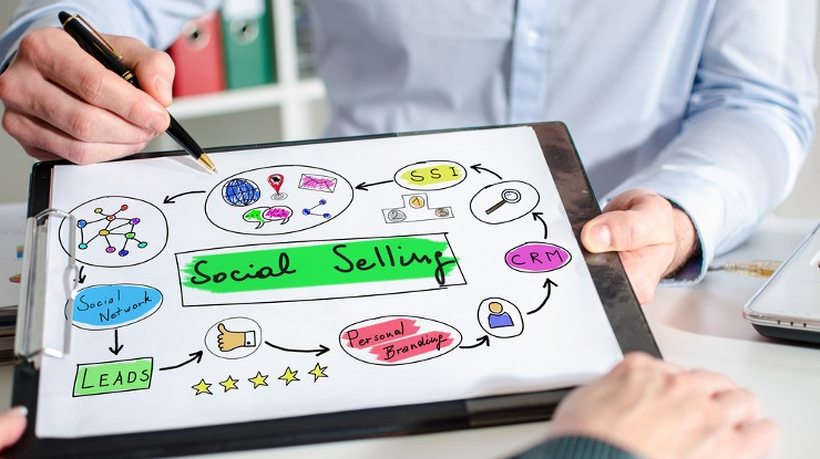 Le social selling : développer ses ventes grâce aux médias sociaux