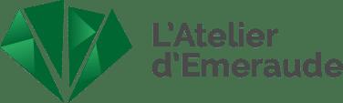 Logo L'Atelier d'Émeraude