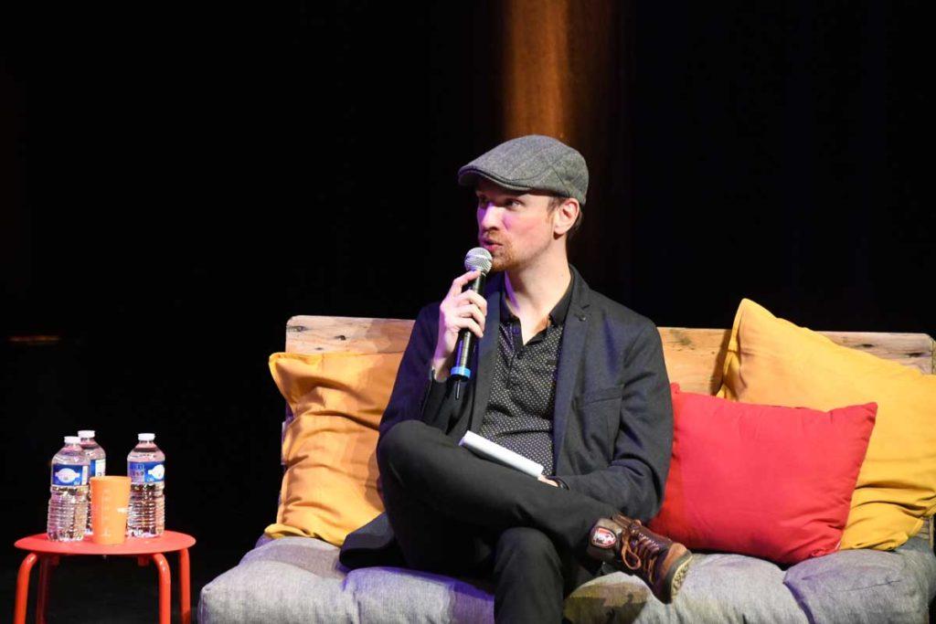 David Lichtlé, Start-up manager chez Semia
