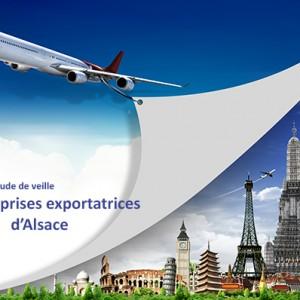 Baromètre e-réputation des entreprises exportatrices d'Alsace